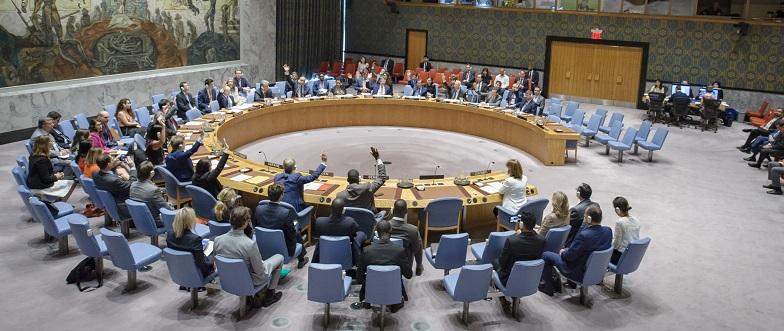 The Security Council unanimously adopts resolution 2366 (2017), establishing, for an initial period of 12 months, the United Nations Verification Mission in Colombia, a political mission to verify implementation of the Final Agreement of the Colombia peace process.